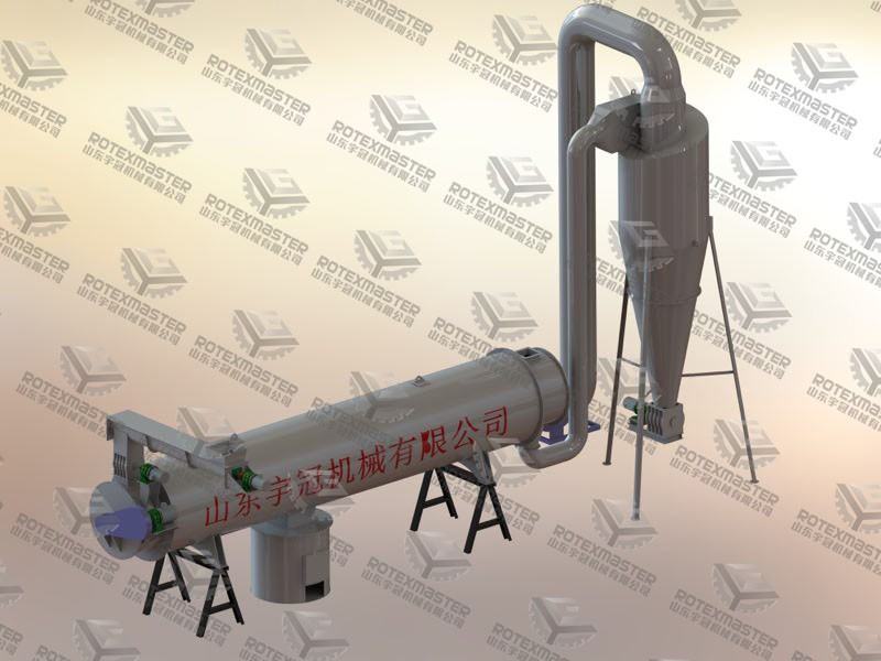 Vacuum Rotary Dryer---the least cost