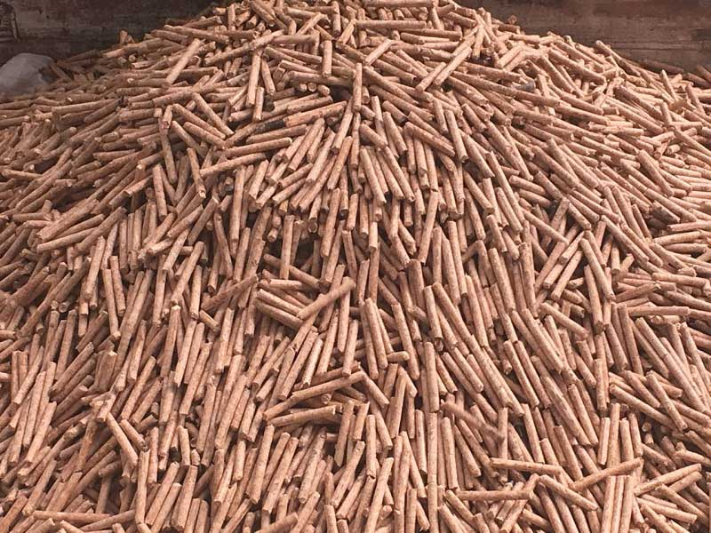 What Influence the Capacity of Wood Pellet Machine