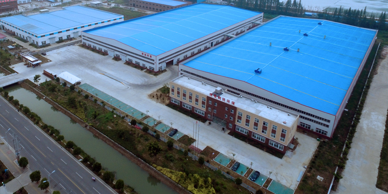 Annual output of 100,000 tons wood pellet line in Jiangsu (å›¾5)