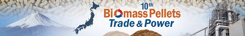 10TH Biomass Pellets Trade & Power in Tokyo Japan(图1)
