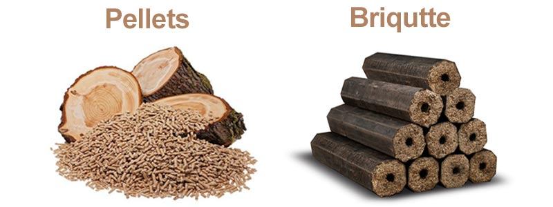 Which one is good for a startup, biomass briquette or pellet?(图1)